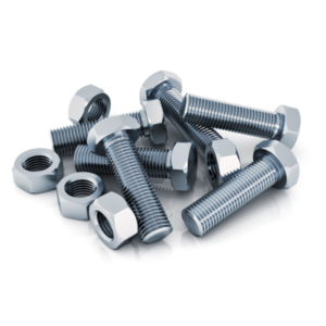 Witt Outdoor Waste Receptacles Hardware Parts & Bolts Silver